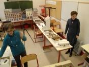 Préparation crèche 2012