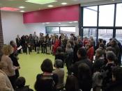 Inauguration crèche 2012