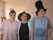 La mi-carême 2012 : les dames de service