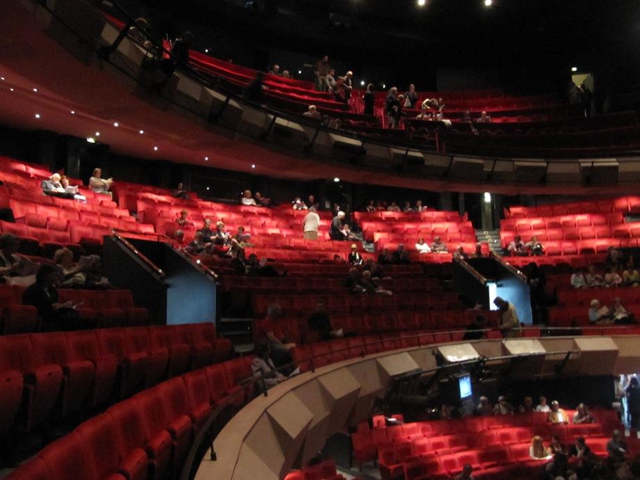 Les CM1 / CM2 C vont à l'Opéra de Rouen