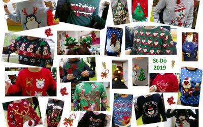 Pull de Noël !!!