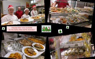 Repas de Noël de St-Do