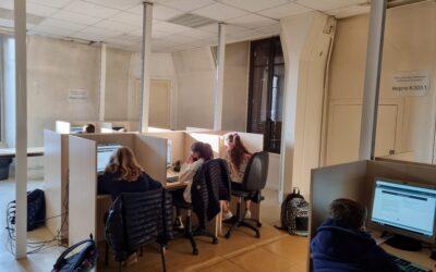 Evaluations numériques nationales – classe de 6ème – c'est parti !